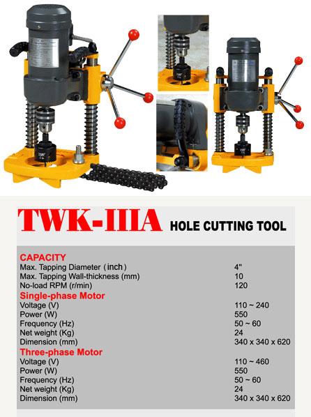 hole-cutting
